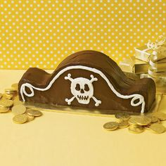 Pirate Hat Cake For the Smash Cake?