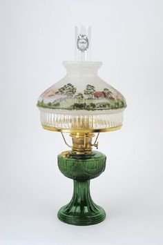 Aladdin Kerosene Lamps