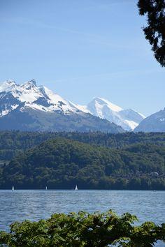 Thuner See im Berner Oberland - Schweiz  (c) Pixabay