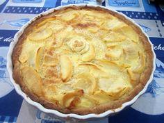 Vous l'aurez compris, j'adore les tartes. Hier soir j'étais invitée chez une amie et du coup j'ai amené le dessert. J'avais une envie de... Beignets, Fall Recipes, Biscuits, Cookies, Cake, Desserts, Food, Autumn, Apple Cakes