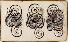 All sizes | Kalligraphische Schriftvorlagen von Johann Hering zu Kulmbach - Johann Hering 1624-1634 (Bamberg) f | Flickr - Photo Sharing!