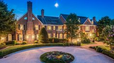 12k sq. ft. Colonial mansion