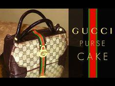 HAND BAG CAKE How To Cook That Ann Reardon Louis Vuitton - YouTube Mac  Makeup Bag afb5dcb2ed87b