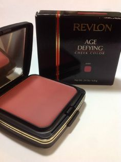 Revlon Age Defying Cheek Color Creamy Blush Berry Full Size -- Visit the image link more details. Blush Makeup, Blusher, Makeup Tips, Berries, Face, Image Link, Color, Beauty
