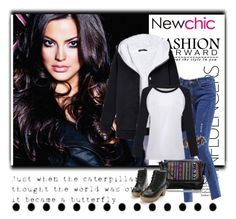 """""""NEW CHIC"""" by b-mila ❤ liked on Polyvore featuring Jos"""
