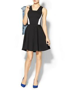 French Connection Lucy Flare Dress   Piperlime