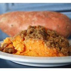 Sweet Potato Casserole II Allrecipes.com