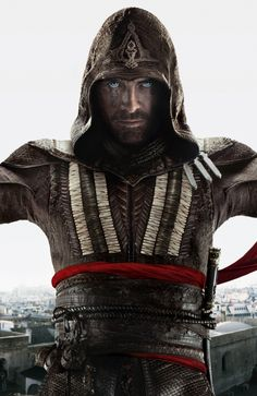 "Michael Fassbender as Callum Lynch /Aguilar in ""Assassin's Creed"" (2016)  #Michael Fassbender"