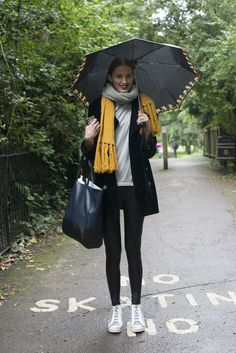 How to Look Good in the Rain   StyleCaster