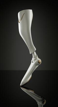 Prosthetic Leg Design by Thomas Belhacene