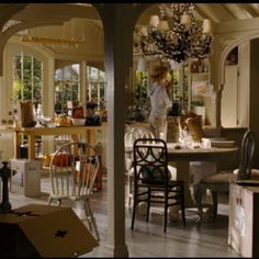 i'm in love with this house  Nicole kidman's home in bewitched