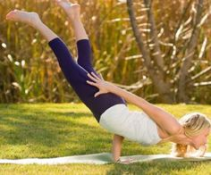 healthy living on pinterest  difficult yoga poses yoga