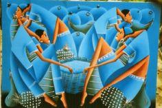 dominican republic art - Google Search | Dominican Arts & Crafts