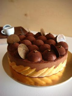 Desserts With Biscuits, Cookie Desserts, Healthy Desserts, Single Tier Cake, Pastry School, Modern Cakes, Torte Cake, Bulgarian Recipes, Fashion Cakes