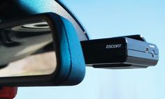 $200 Escort SmartRadar Radar and Laser Detector for iPhone or Android with Cigarette Lighter Power Adapter