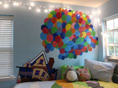 Kids room, but I would love to have this in my room!