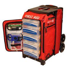 MobileAid Multi-function Trauma First Aid Station