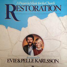Evie & Pelle Karlsson - Restoration [Prim/Word 1983].