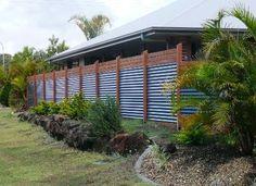 Unbelievable Corrugated Metal Fence