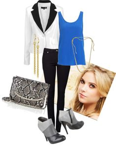 """Hanna Marin Style"" by nikola87 on Polyvore"
