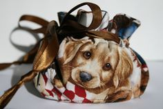Check out this item in my Etsy shop https://www.etsy.com/listing/486977303/dog-lovers-jewelry-travel-bag-puppy