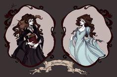 Hermione Granger by IrenHorrors.deviantart.com on @deviantART