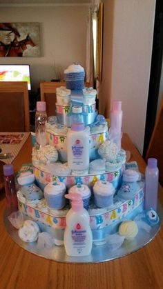 Baby Shower, Children, Cake, Babyshower, Young Children, Boys, Kids, Kuchen, Baby Showers