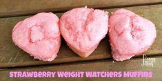Strawberry Weight Watchers Muffins