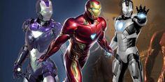 very New Iron Man Armor Rumored For Avengers 4 (So Far Marvel Heroes, Captain Marvel, Marvel Avengers, Dc Universe Game, Earth Games, Avengers Games, New Iron Man, Hero Games, Den Of Geek