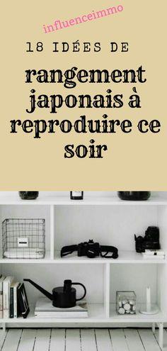 The Japanese Method For - Wood Decora la Maison Home Organisation, Life Organization, Ranger, Konmari Method, Flylady, Home Hacks, Simple House, Housekeeping, Living Room Designs