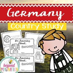 includes super fun boarding passes and postcards from germany the kids just love these