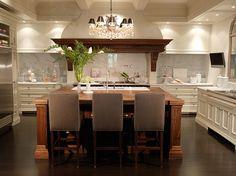Designed by Julie Charbonneau kitchen