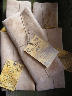 "THE PRIMITIVE HARE ""Old Salem"" Linen - 30 count | 100% Hand Dyed Linen…"