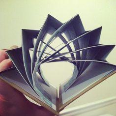 My flag book :) #art #book #diy #books #pastepaper #imadethis