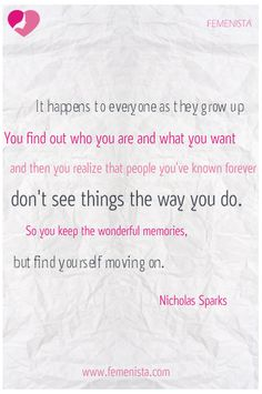 Inspirational Quotes About Moving On | Page 5 of 5 | Femenista