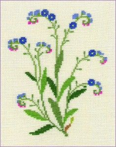 This Pin was discovered by Zül Small Cross Stitch, Cute Cross Stitch, Cross Stitch Borders, Cross Stitch Flowers, Cross Stitch Designs, Cross Stitching, Cross Stitch Patterns, Knitting Patterns, Crewel Embroidery