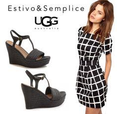 Altissima, qualità! Comfort ed eleganza a soli 150€! http://www.marsilistore.it/…/sandalo-charlestone-con-zeppa.… #summercollection #scarpe #shoes #estate2015