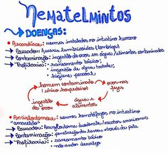 #biologia #nematelmintos #nematelmintes