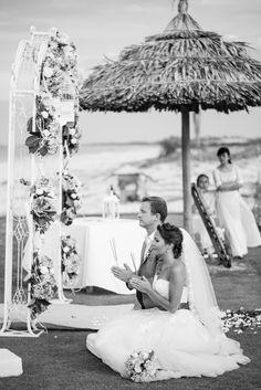 An unforgettable wedding celebration #HoiAnEventsWeddings #BuddhistBlessing #VietnamBeachWeddings