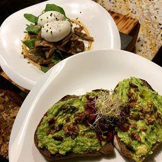 Delicious and fresh @santoshapalma  #avocadotoast #organic #poachedeggs #homemade #madewithlove Poached Eggs, Avocado Toast, Organic, Homemade, Fresh, Breakfast, Food, Morning Coffee, Home Made