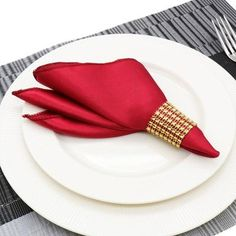 Table Napkin Square Satin Fabric Pocket Handkerchief Cloth for Wedding Decoration Event Party Hotel Home Supplies Fancy Napkin Folding, Christmas Napkin Folding, Christmas Napkins, Party Napkins, Wedding Napkins, Wedding Pocket Handkerchief, Wedding Tablecloths, Blue Peach, Table Napkin