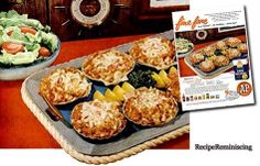 Nantucket Seafood Shells - A recipe from an ad for Ann Page Elbow Macaroni and A&P published in LIFE magazine in 1956