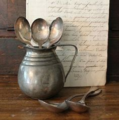 Old Pewter...