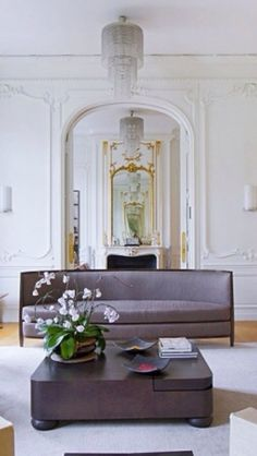 luxury home ~ Colette Le Mason @}-,-;—