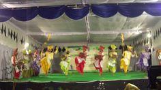 Bhangra performance by Punjabi Gabru's at DAV college on Youth Fest Chandigarh.