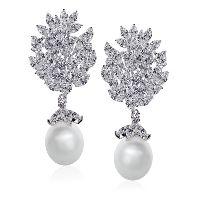 Adela Pearl Drops #caratlondon #jewellery