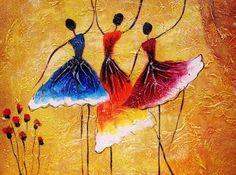 Χορεύτριες