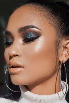 1edfeebc9bf Casual Makeup, Sexy Makeup, Prom Makeup, Clubbing Makeup, Beauty Makeup,  Makeup
