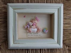 Baby Girl/Boy Personalised Picture   ITSYBITZY MISI Handmade Shop