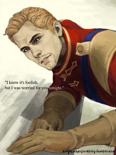 Cullen ... I can't get enough of him ... Or Alistair ... Damned Ferelden boys lol! ;-} ...